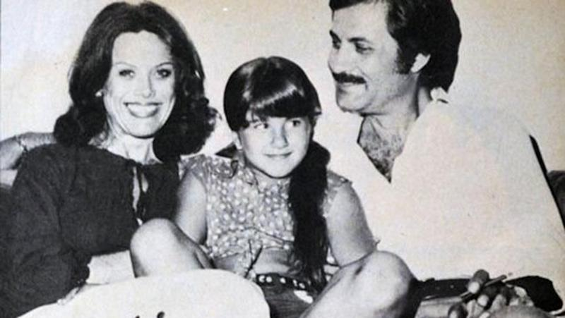 The <i>Friends</i> actress says her mother was always