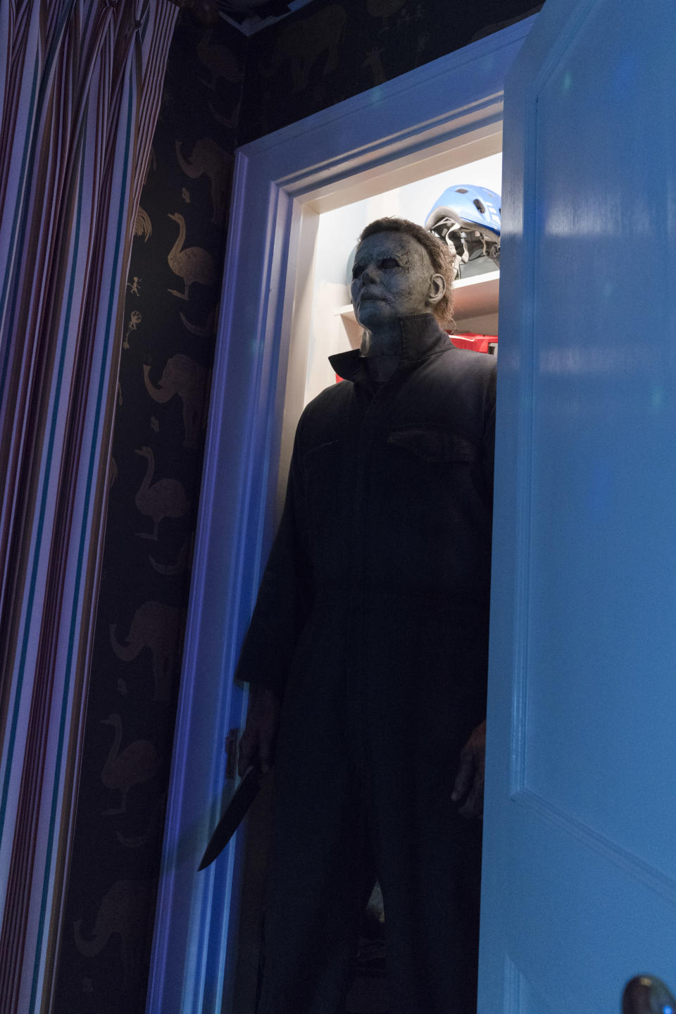 There literally is a monster in the closet. (Photo: Blumhouse Productions and Miramax)