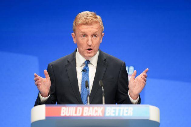 Co-chairman of the Conservative Party Oliver Dowden (Photo: Christopher Furlong via Getty Images)