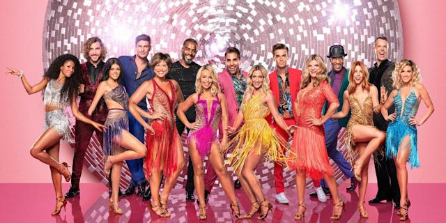 strictly reveals this week s songs and dances