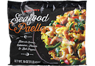 <p>Like lamb, don't let the frozen seafood put you off. There's a lot of protein in here, and the rice and sauce is buttery and flavorful. Fair warning, it will make your kitchen smell like a fish market for the night.</p>