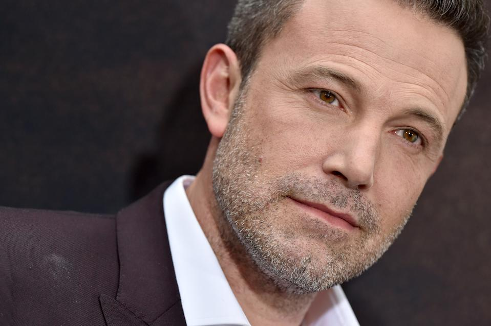 """LOS ANGELES, CALIFORNIA - MARCH 01: Ben Affleck attends the premiere of Warner Bros Pictures' """"The Way Back"""" at Regal LA Live on March 01, 2020 in Los Angeles, California. (Photo by Axelle/Bauer-Griffin/FilmMagic)"""