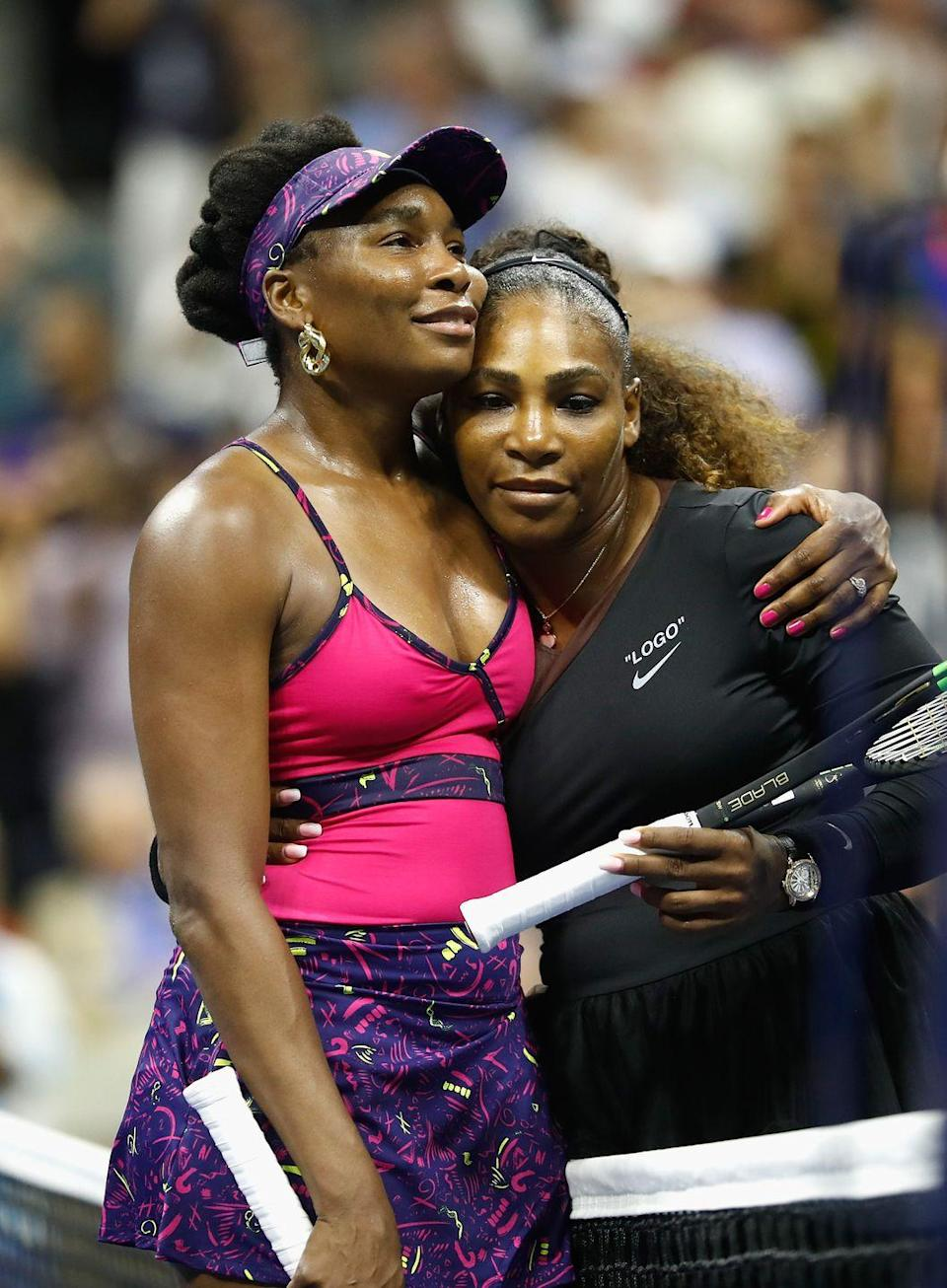 "<p><strong>Claim to fame: </strong>Professional tennis players</p><p><strong>Why they're </strong><strong>extraordinary</strong><strong><strong>: </strong></strong>The sisters are incredibly decorated athletes, with 122 combined career singles titles and a total of nine Olympic medals between the two of them. <a href=""https://www.oprahmag.com/life/relationships-love/a25857319/serena-williams-oprah-dating-advice/"" rel=""nofollow noopener"" target=""_blank"" data-ylk=""slk:Serena"" class=""link rapid-noclick-resp"">Serena</a>, 39, is the first tennis player to win 23 Grand Slam titles and has won more than $88 million in prize money—<a href=""https://www.cnn.com/2013/09/13/us/serena-williams-fast-facts/index.html"" rel=""nofollow noopener"" target=""_blank"" data-ylk=""slk:the highest"" class=""link rapid-noclick-resp"">the highest</a> of any female athlete. <br></p>"