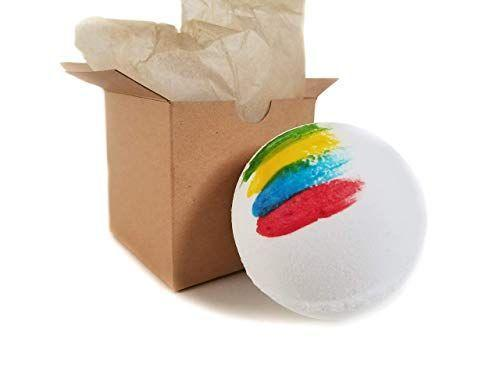 """<p><strong>J&M Bath Bombs</strong></p><p>amazon.com</p><p><strong>$9.95</strong></p><p><a href=""""https://www.amazon.com/dp/B07CZSVSGD?tag=syn-yahoo-20&ascsubtag=%5Bartid%7C10055.g.23595566%5Bsrc%7Cyahoo-us"""" rel=""""nofollow noopener"""" target=""""_blank"""" data-ylk=""""slk:Shop Now"""" class=""""link rapid-noclick-resp"""">Shop Now</a></p><p>A fizzy bath bomb should be the new standard way to get sorted into your Hogwarts house. Yours could be red, blue, yellow, or green, and either mint or vanilla scented — it's all a surprise until you throw it in the bathtub!</p>"""