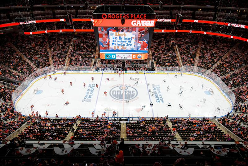 Hockey Stadium Gets Rid of Women's Restrooms So Men Don't Have to Wait in Long Lines