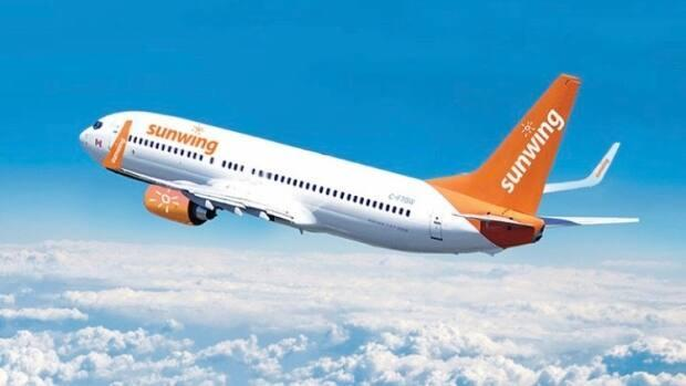 Sunwing Airlines to resume flights to Cuba from Windsor Airport in 2021/2022.  (Submitted by Sunwing Media - image credit)