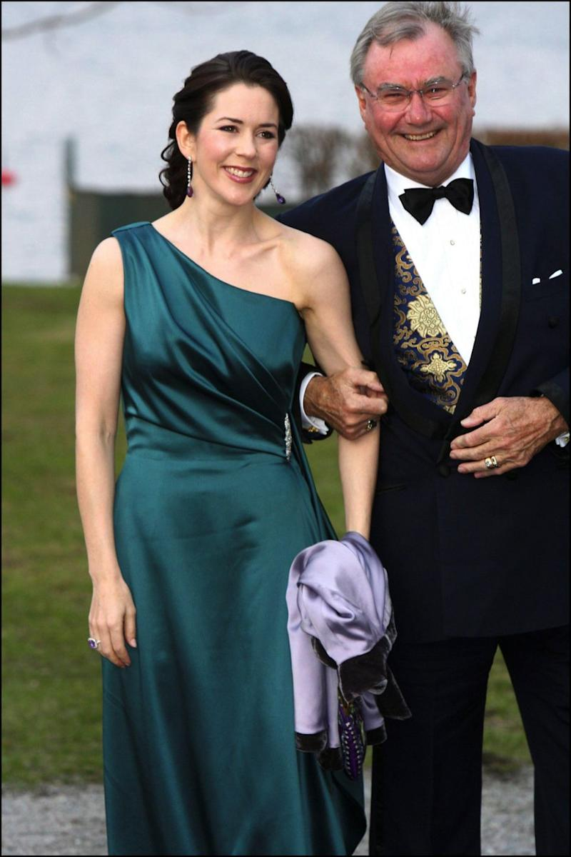 Princess Mary is said to be devastated at news her father-in-law has passed away. Photo: Getty Images