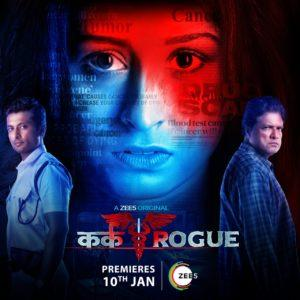 ZEE5 ANNOUNCES THE FIRST MEDICAL THRILLER IN THE OTT UNIVERSE 'KARK ROGUE'