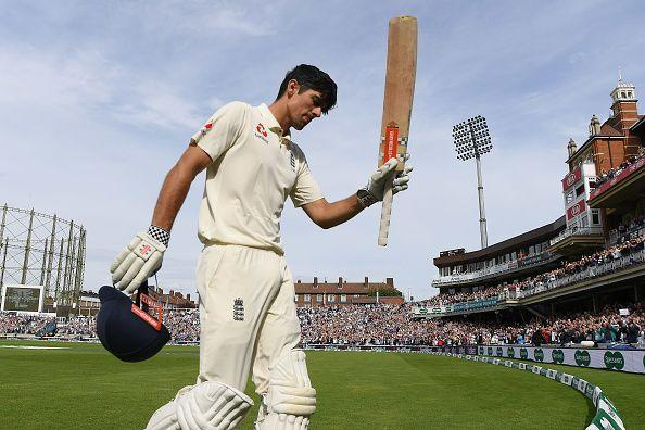 Alastair Cook retired from cricket after the England vs India Test Series