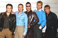 """<p>This Irish boy band had a surprising amount of staying power across the pond, though they were more of a blip in the U.S. Their first album, 1999's <em>Westlife</em>, including the single """"If I Let You Go,"""" put them on the map, where they stayed around until 2012, at which point member Brian McFadden departed for a solo career. Apparently they're still kicking! Aw. Good for Westlife. </p>"""