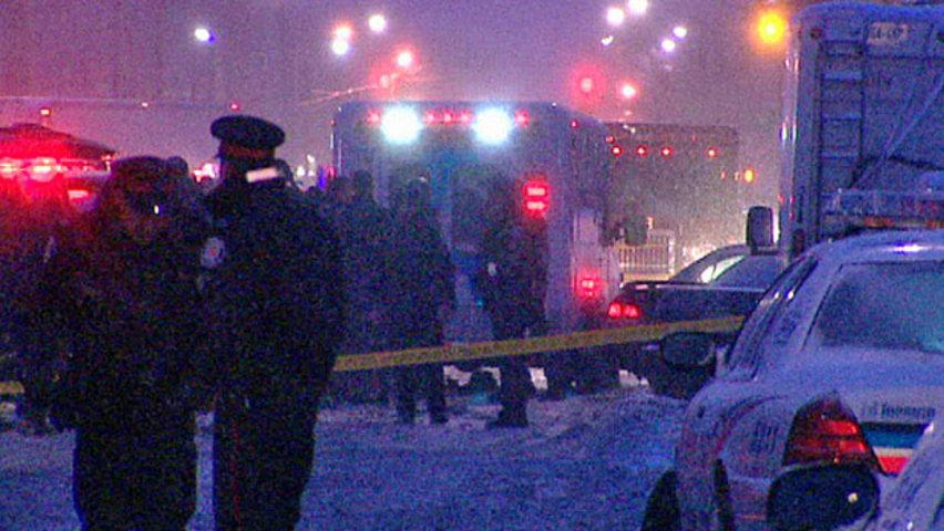 A man who killed a Toronto police officer with a stolen snowplow on a winter morning two years ago has been found not criminally responsible