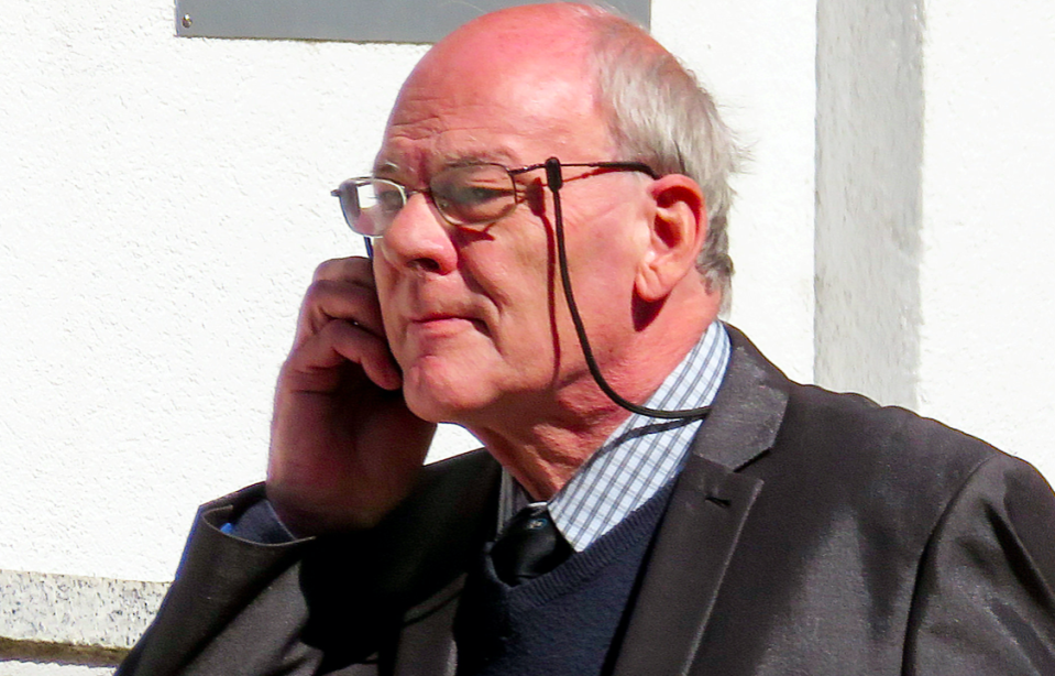 Walton Cliffe was arrested after police found a stash of more than 1,500 indecent images at his home. (SWNS)
