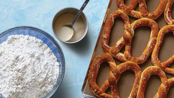 PHOTO: The DIY At-Home Pretzel Kit from Auntie Anne's is available in the U.S. for domestic shipping. (Auntie Anne's)