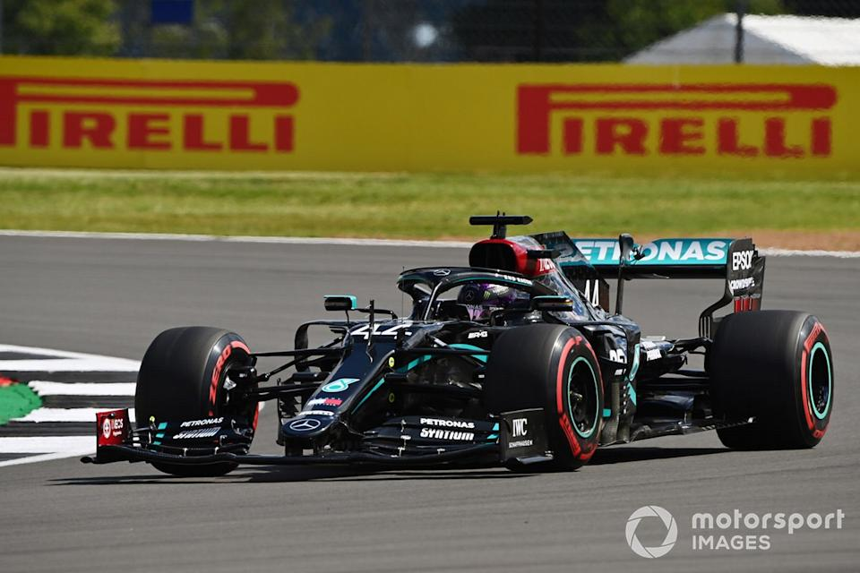 "P1 Lewis Hamilton, Mercedes F1 W11 <span class=""copyright"">Mark Sutton / Motorsport Images</span>"