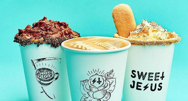 An ice cream parlor is facing criticism for its name: Sweet Jesus. (Photo: Sweet Jesus Ice Cream)