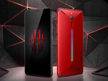 The ZTE Nubia Black Magic smartphone. Image: Nubia