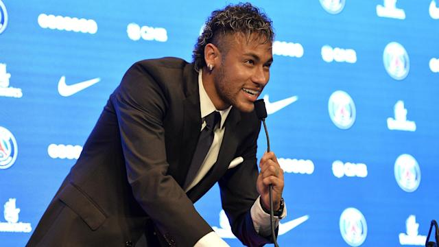 Neymar's world-record transfer to Paris Saint-Germain came as a surprise to everybody, according to Barcelona great Xavi.