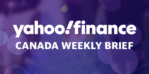 Subscribe to Yahoo Finance Canada's weekly newsletter.