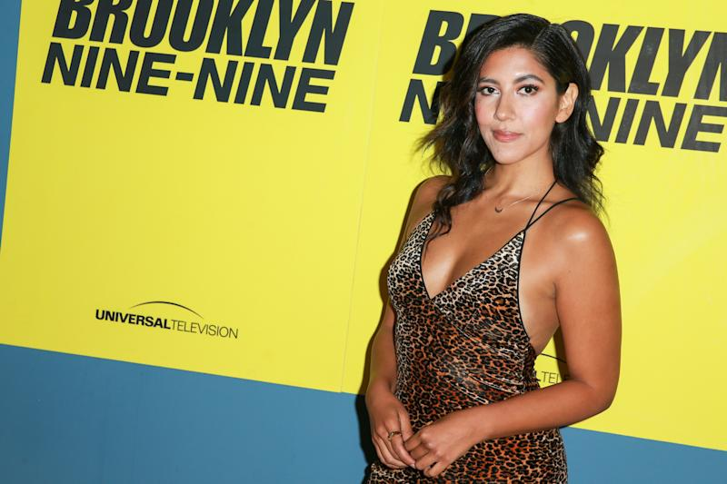 """""""Brooklyn Nine-Nine"""" starStephanie Beatrizopened up about her disordered eating. (Rich Fury via Getty Images)"""