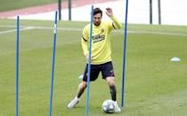 """Lionel Messi has sustained a """"minor"""" thigh injury, but Barcelona remain confident he will be fit for the team's first game back against Mallorca on June 13, the club say"""