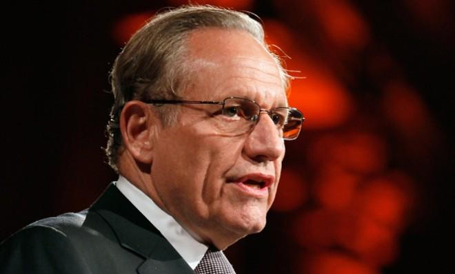 "That ""threat"" against Bob Woodward? Maybe it was just friendly advice."
