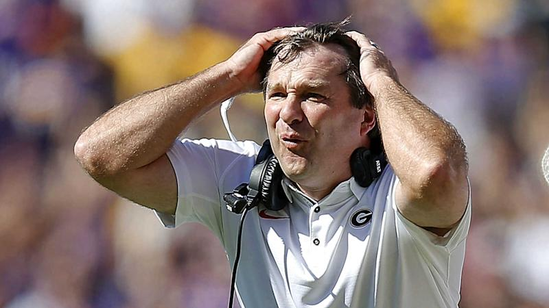 Georgia's Kirby Smart sure is no fan of Netflix's 'Tiger King'