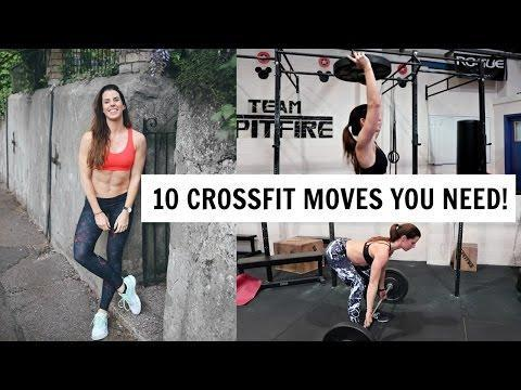 """<p>Looking for exercises instead of a workout? Carly Rowena's got you covered. These 10 exercises are brilliant for beginners and more experienced sweat-ers to get their eye back in on the bread and butter moves. </p><p><a href=""""https://www.youtube.com/watch?v=tEjlccQFkKE&ab_channel=CarlyRowena"""" rel=""""nofollow noopener"""" target=""""_blank"""" data-ylk=""""slk:See the original post on Youtube"""" class=""""link rapid-noclick-resp"""">See the original post on Youtube</a></p>"""