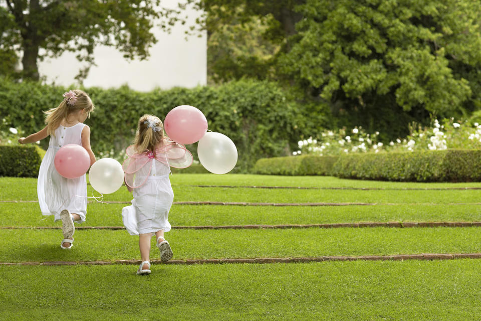 Invitations for the wedding clearly stated that no children were allowed. Photo: Getty Images