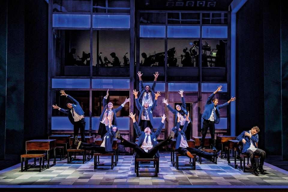 <p>Everybody's Talking About Jamie reopens in the West End this week</p> (Johan Persson)