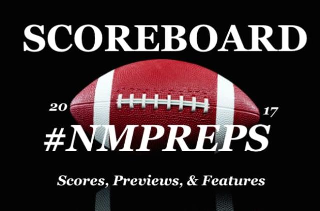Week 11: New Mexico High School Football Scores