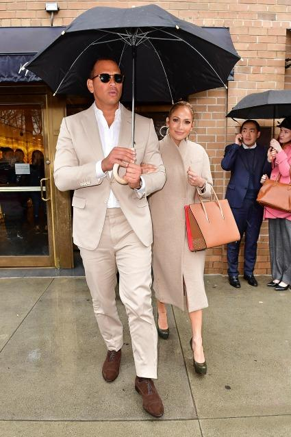 EXCLUSIVE: Jennifer Lopez & Alex Rodriguez's Whirlwind Romance Hits NYC-- How He Fell for Her So Fast!