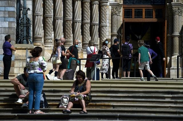 Natural History Museum reopens