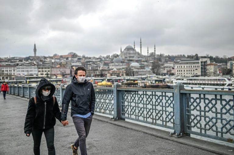 Istanbul has most of Turkey's virus cases, though there is no strict lockdown for now