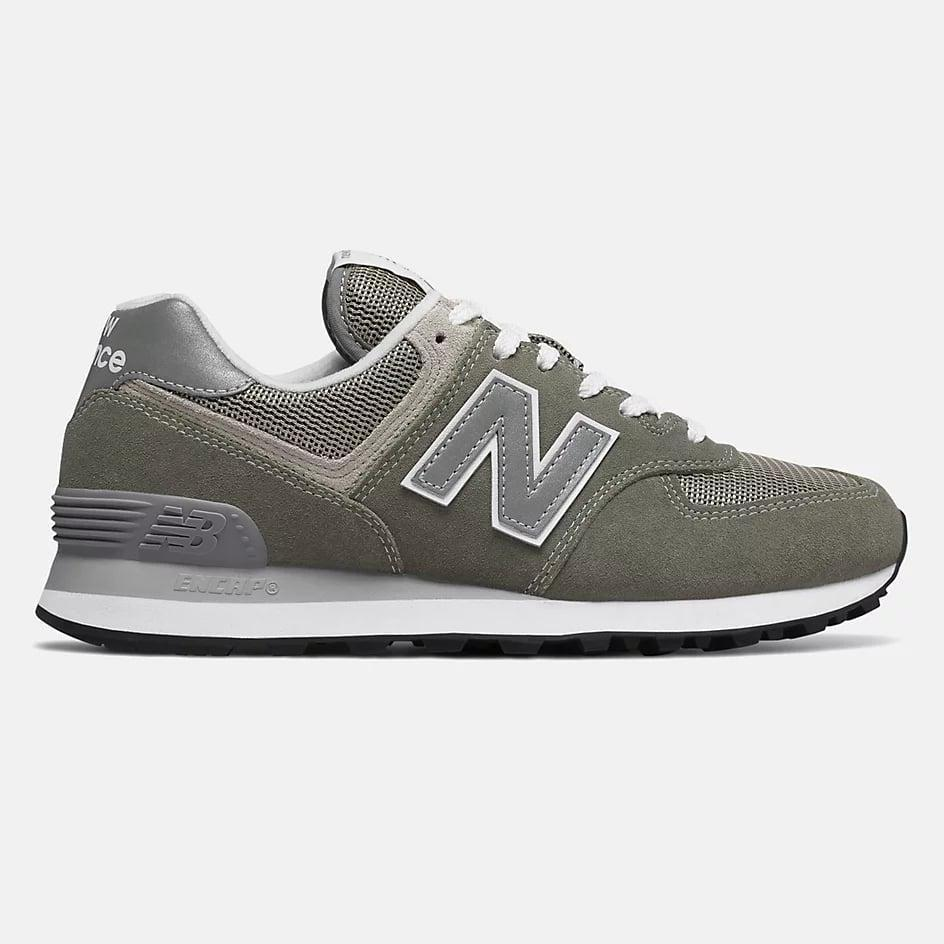 <p>File these <span>New Balance 574 Core sneakers</span> ($80) under: part of the vintage revival.</p>