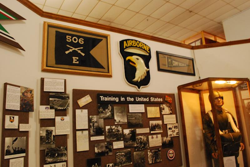101st seeking to save 'Band of Brothers' regiment
