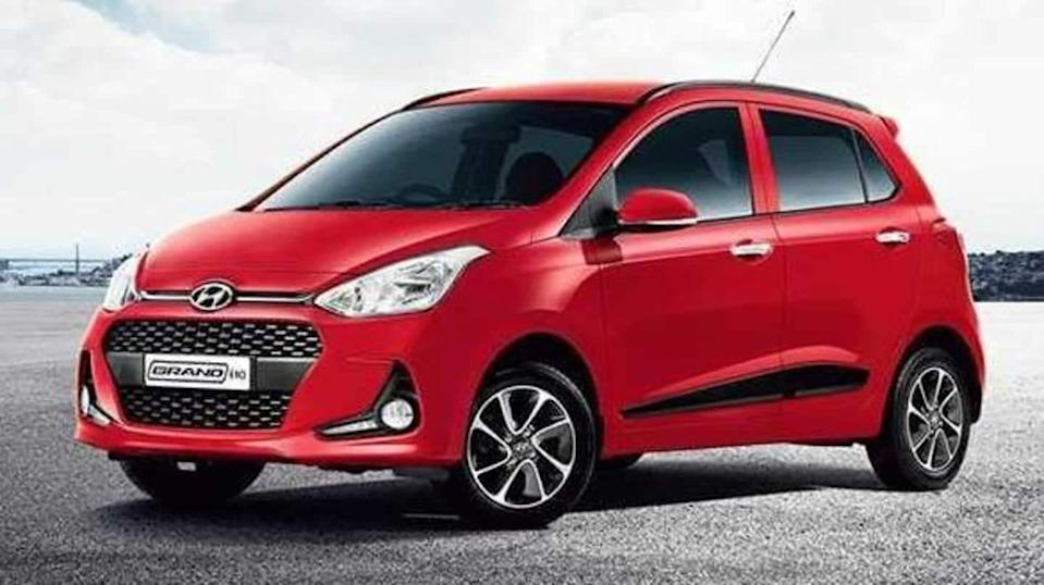 Hyundai Grand i10 hatchback discontinued in India: Details here