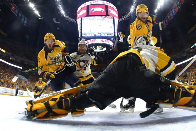 NewsAlert: Penguins win back-to-back Stanley Cups with victory over Nashville