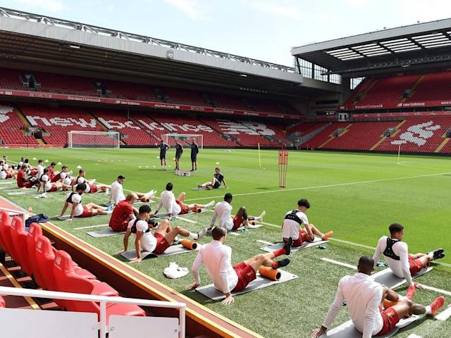 Champions League final: Liverpool boosted as James Milner and Emre Can return to training