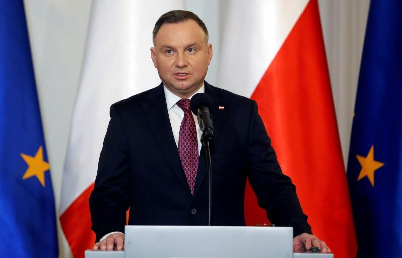 Polish president would lose in election second round - poll