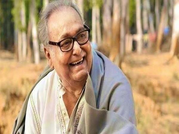 Soumitra Chatterjee (Image courtesy: Twitter)