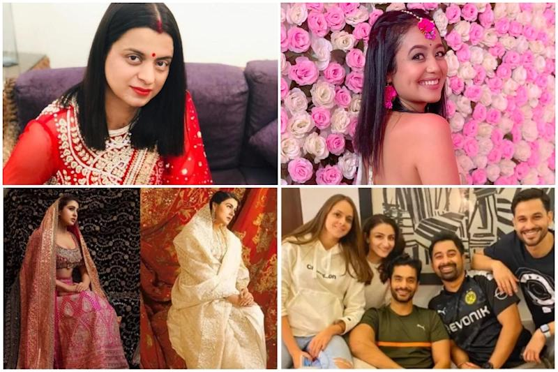 Rangoli Chandel Slams Kangana Ranaut's Snub at Filmfare, Neha Kakkar Laughs off Marriage Question