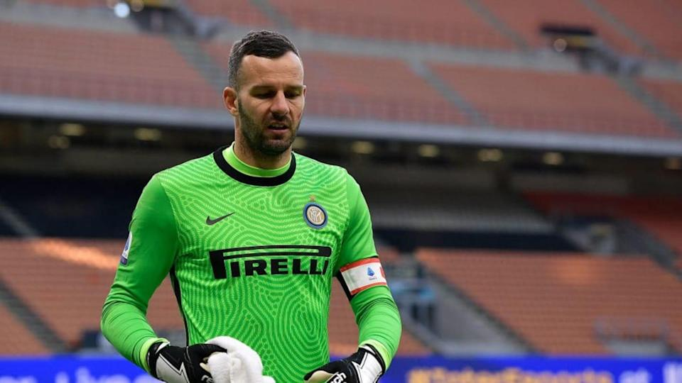 Samir Handanovic | Soccrates Images/Getty Images