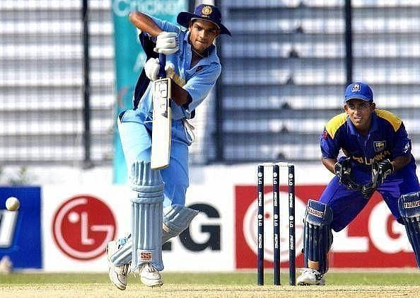 Faiz Fazal would have opened with Shikhar Dhawan at the 2004 under-19 World Cup
