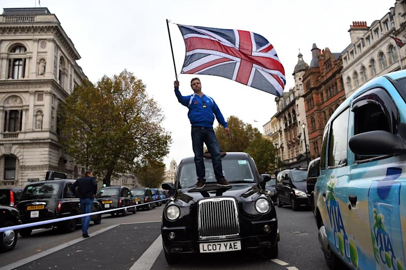The most diverse occupation in the UK is taxi and minicab driving: Getty