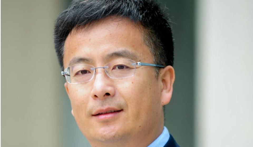 Max Shen Zuojun has been put forward for the job of vice-president of research. Photo: Handout