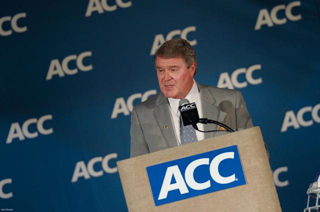 The ACC apparently has a new logo (Photos)