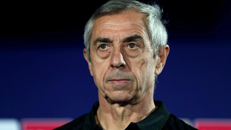 Tunisia part company with Alain Giresse by mutual consent
