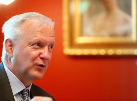 ECB's Rehn says 'better to be safe than sorry' with policy