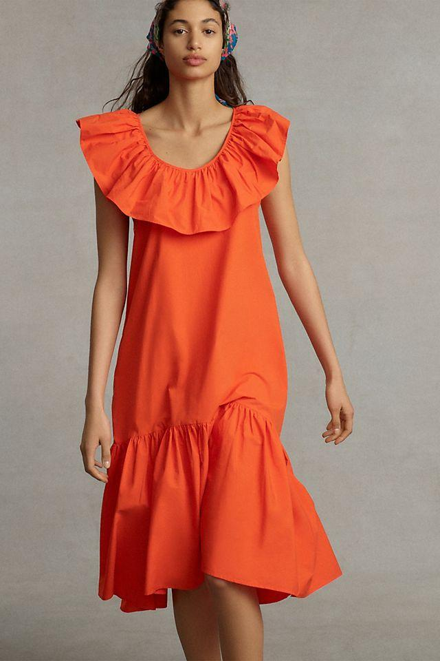 """<br><br><strong>WHIT Two</strong> Flouncy Ruffled Maxi Dress, $, available at <a href=""""https://go.skimresources.com/?id=30283X879131&url=https%3A%2F%2Fwww.anthropologie.com%2Fshop%2Fwhit-two-flouncy-ruffled-maxi-dress"""" rel=""""nofollow noopener"""" target=""""_blank"""" data-ylk=""""slk:Anthropologie"""" class=""""link rapid-noclick-resp"""">Anthropologie</a>"""