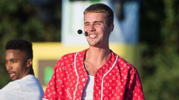 PHOTO: Justin Bieber performs at Hyde Park, July 2, 2017 in London. (Samir Hussein/Redferns/Getty Images)